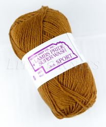 Lamb's Pride Superwash Sport - Pecan Toffee