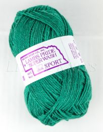 Lamb's Pride Superwash Sport - Precious Emerald