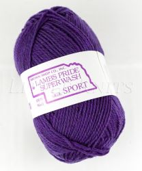 Lamb's Pride Superwash Sport - Purple Haze