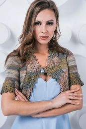 A Mazzo Pattern - Bella FREE with Purchases of 5 or more skeins of Mazzo (One Pattern for each 5 Skein Purchase Please)
