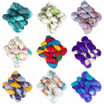 Little Knits Bergamo Light - Mixed Bag Sale - 5 Hanks Colors Picked by Little Knits