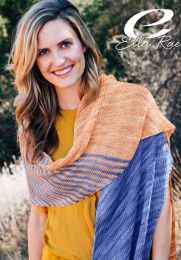Berkley Shawl & Scarf - FREE with Purchases of 4 Skeins of Sun Kissed (Please add to cart to receive)