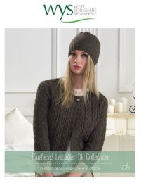 WYS Bluefaced Leicester DK Pattern Book