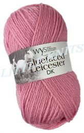West Yorkshire Bluefaced Leicester DK - Wild Rose (Color #501)