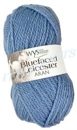 West Yorkshire Spinners Bluefaced Leicester Aran - Bluebell (Color #101)