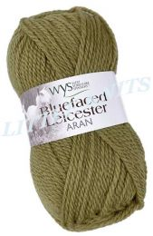 West Yorkshire Spinners Bluefaced Leicester Aran - Olive (Color #315)