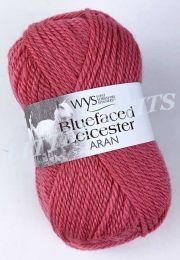 West Yorkshire Spinners Bluefaced Leicester Aran - Coral (Color #542) - FULL BAG SALE (5 Skeins)