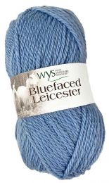 West Yorkshire Bluefaced Leicester DK - Bluebell (Color #101)