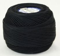 Cebelia Crochet Thread Size 10 - Black (Color #310)