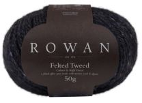 Rowan Felted Tweed Dee Hardwicke Colors - Night Sky (Color #804)