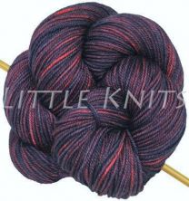 Madeline Tosh Lace - Black Currant