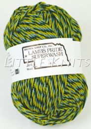 Brown Sheep Lambs Pride Superwash Worsted - Blue Fir