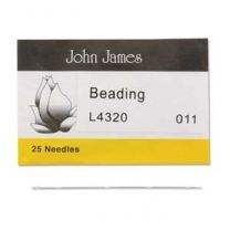 John James Beading Needles - Size #11