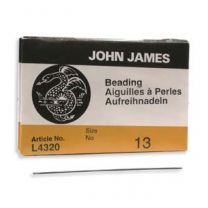 John James Beading Needles - Size #13