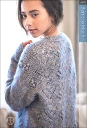 Berroco Mochi Pattern Book #419 - (Electronic Book/PDF Copy, Includes all 6 patterns shown on this page)