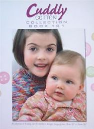 Jenny Watson - Cuddly Cotton Collection Book 101