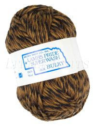 Lamb's Pride Superwash Bulky - Root Beer