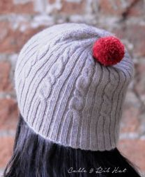 Rib & Cable Hat