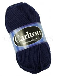 Carlton Merino Sport - Navy (Color #01)