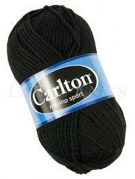 Carlton Merino Sport - Black (Color #04)
