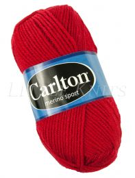 Carlton Merino Sport - Jewel Red (Color #09)