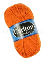 Carlton Merino Sport - Orange (Color #10)