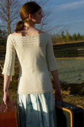 Carme Sweater (Purchase ONLY ONE COPY to get all the patterns from Moonshine by Susan Gibbs)
