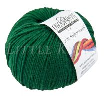 Cascade 220 Superwash - Evergreen (Color #251)