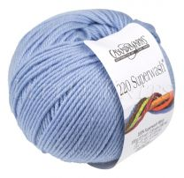 Cascade 220 Superwash - Placid Blue (Color #280)