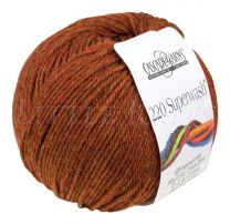Cascade 220 Superwash - Copper Heather (Color #297)