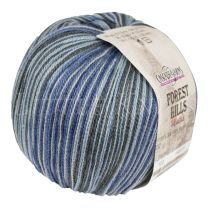 Cascade Forest Hills Multis - Denim (Color #103)