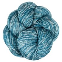 Cascade Heritage Silk Peruvian Tones - Ink Blue (Color #08)