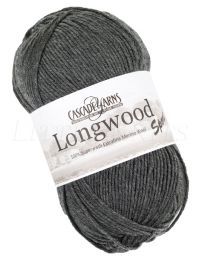 Cascade Longwood Sport - Charcoal Heather (Color #29)