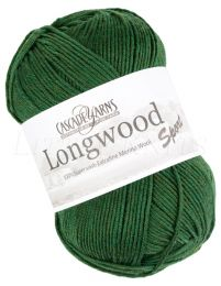 Cascade Longwood Sport - Green Heather (Color #43)