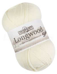 Cascade Longwood Sport - Cream (Color #46)