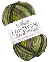 Cascade Longwood Sport Stripe - Woodland (Color #511)