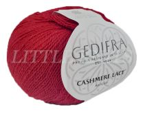 Gedifra Cashmere Lace - Red (Color #2805)