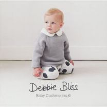 Debbie Bliss Cashmerino Baby 6 - Pattern Book