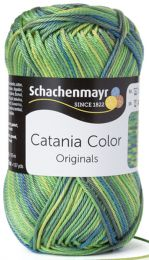 Schachenmayr Catania Color - Wiese (Color #206) - FULL BAG SALE (5 Skeins)