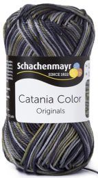Schachenmayr Catania Color - Graphit (Color #210) - FULL BAG SALE (5 Skeins)