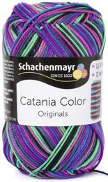 Schachenmayr Catania Color - Sporty (Color #215) - FULL BAG SALE (5 Skeins)