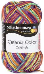 Schachenmayr Catania Color - Bloom (Color #217) - FULL BAG SALE (5 Skeins)