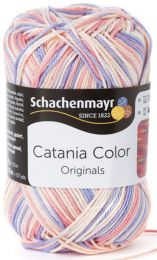 Schachenmayr Catania Color - Pastell (Color #218) - FULL BAG SALE (5 Skeins)