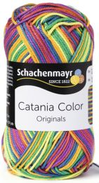 Schachenmayr Catania Color - Clown (Color #82) - FULL BAG SALE (5 Skeins)