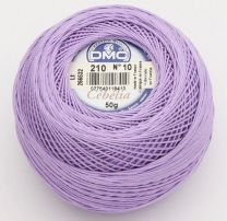 Cebelia Crochet Thread Size 10 - Lavender (Color #210)