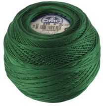 Cebelia Crochet Cotton Size 20 - Christmas Green (Color #699)