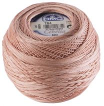Cebelia Crochet Cotton Size 30 - Beige Rose (Color #754)