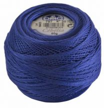 Cebelia Crochet Cotton Size 20 - Royal Blue (Color #797)