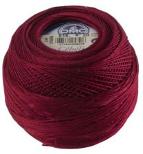 Cebelia Crochet Cotton Size 20 - Gorgeous Garnet (Color #816)