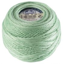Cebelia Crochet Thread Size 10 - Light Mint Green (Color #955)